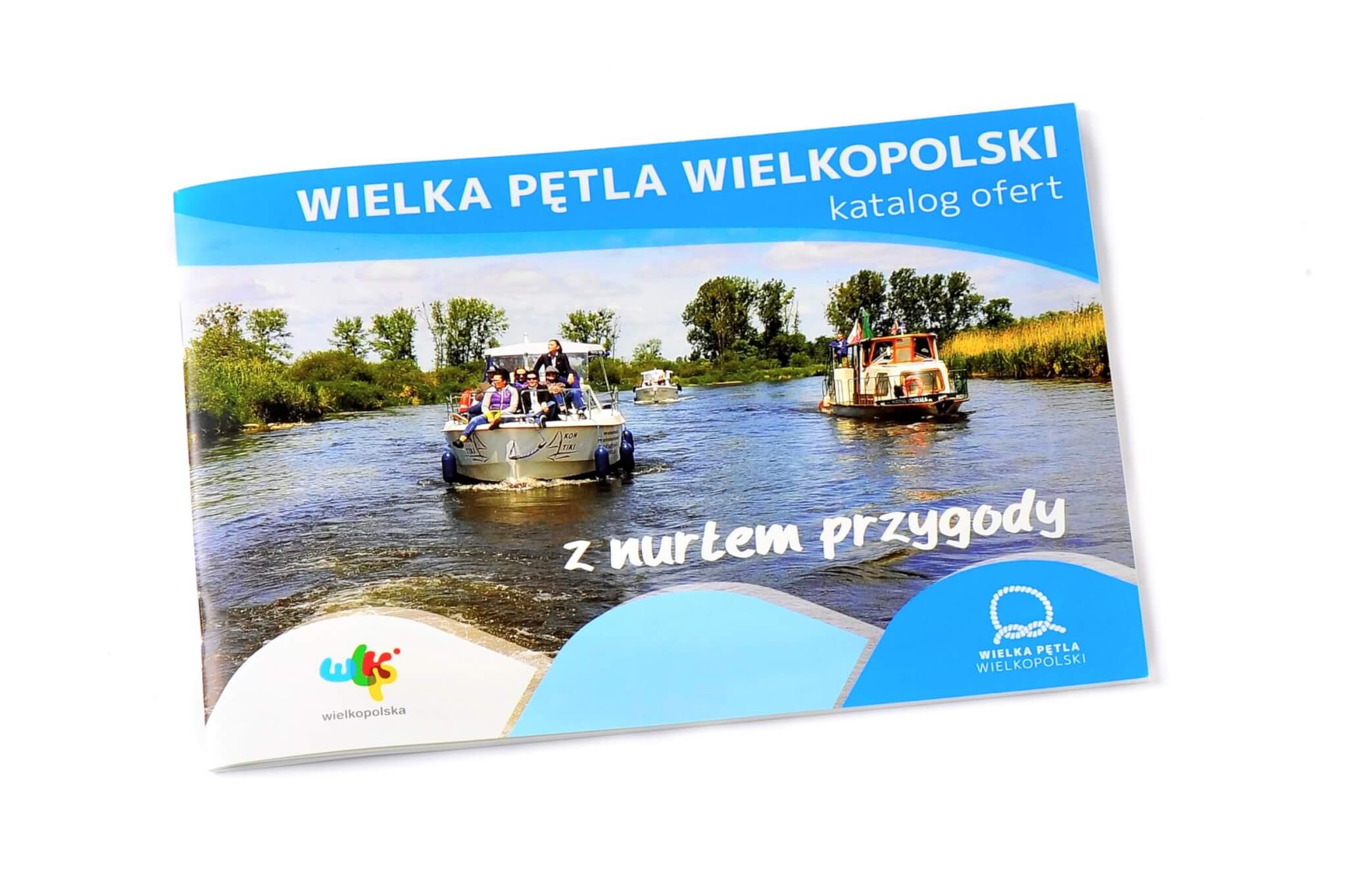 Katalog ofert<br>Wielkiej Pętli Wielkopolski