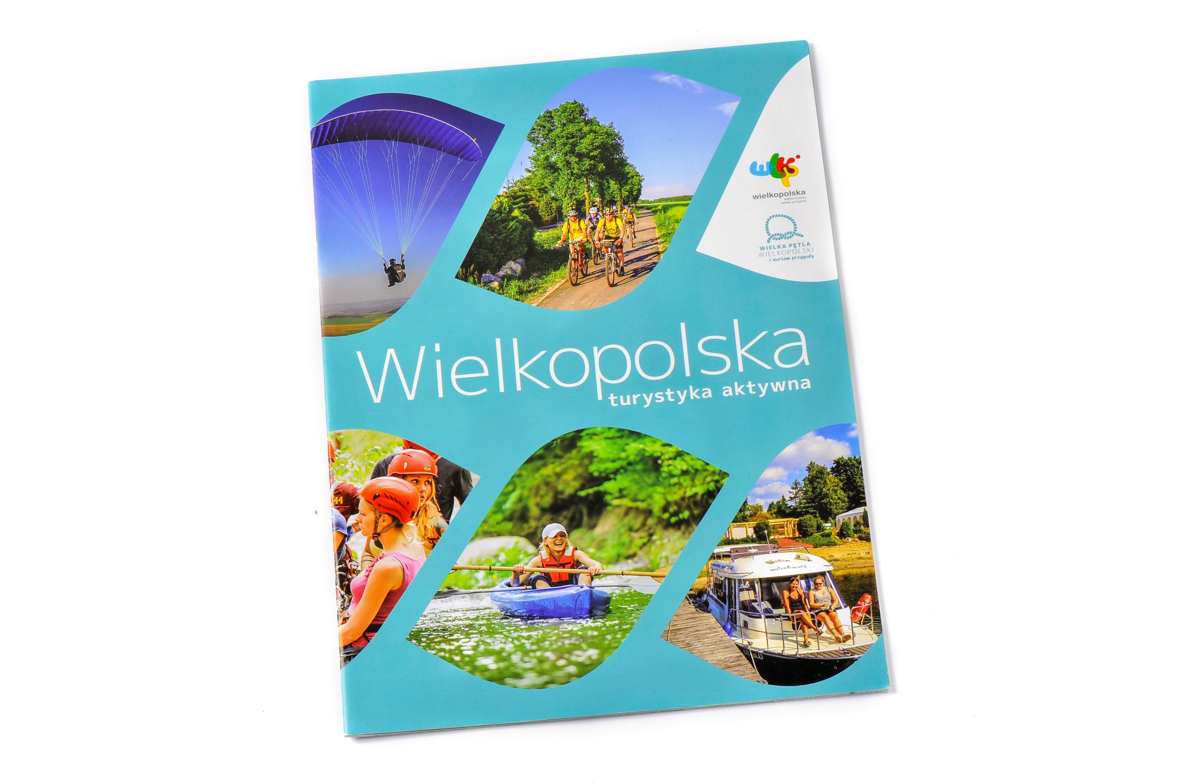 Turystyka aktywna<br>w Wielkopolsce