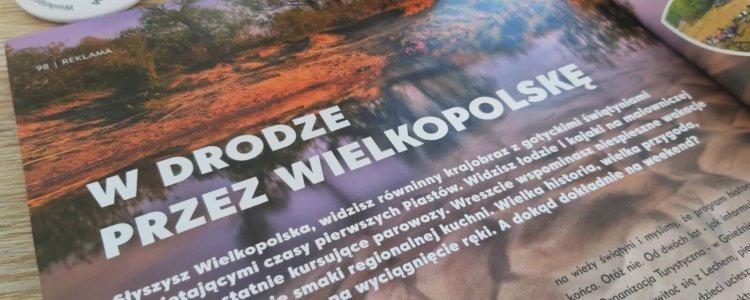 W drodze przez Wielkopolskę
