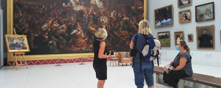 Wizyta niemieckich blogerek w Wielkopolsce
