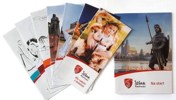 Foldery Szlak Piastowski