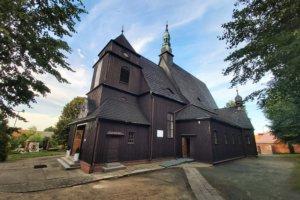 Domachowo kościół