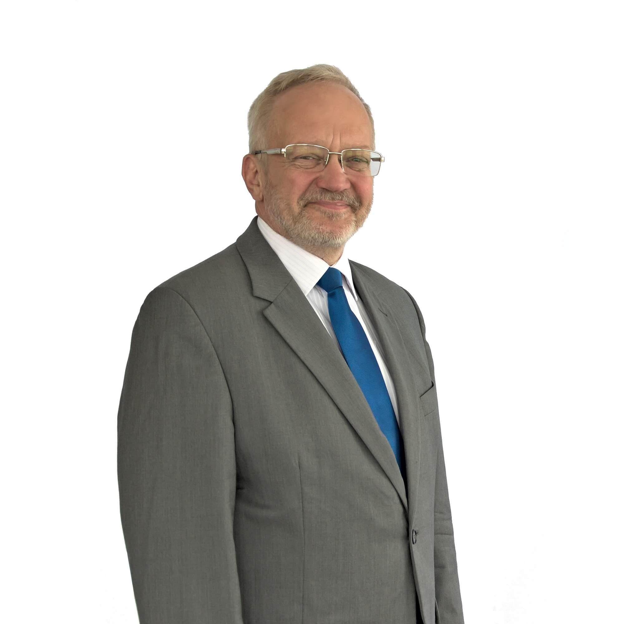 Jan Kajrys   Przewodniczący
