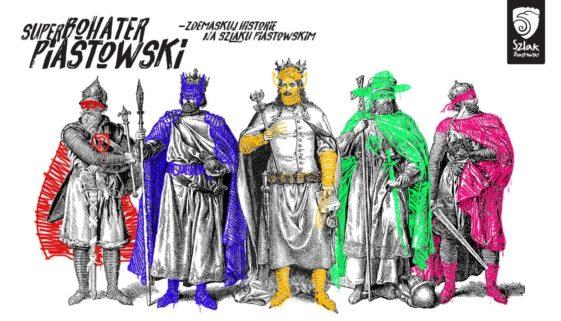 Superbohater piastowski