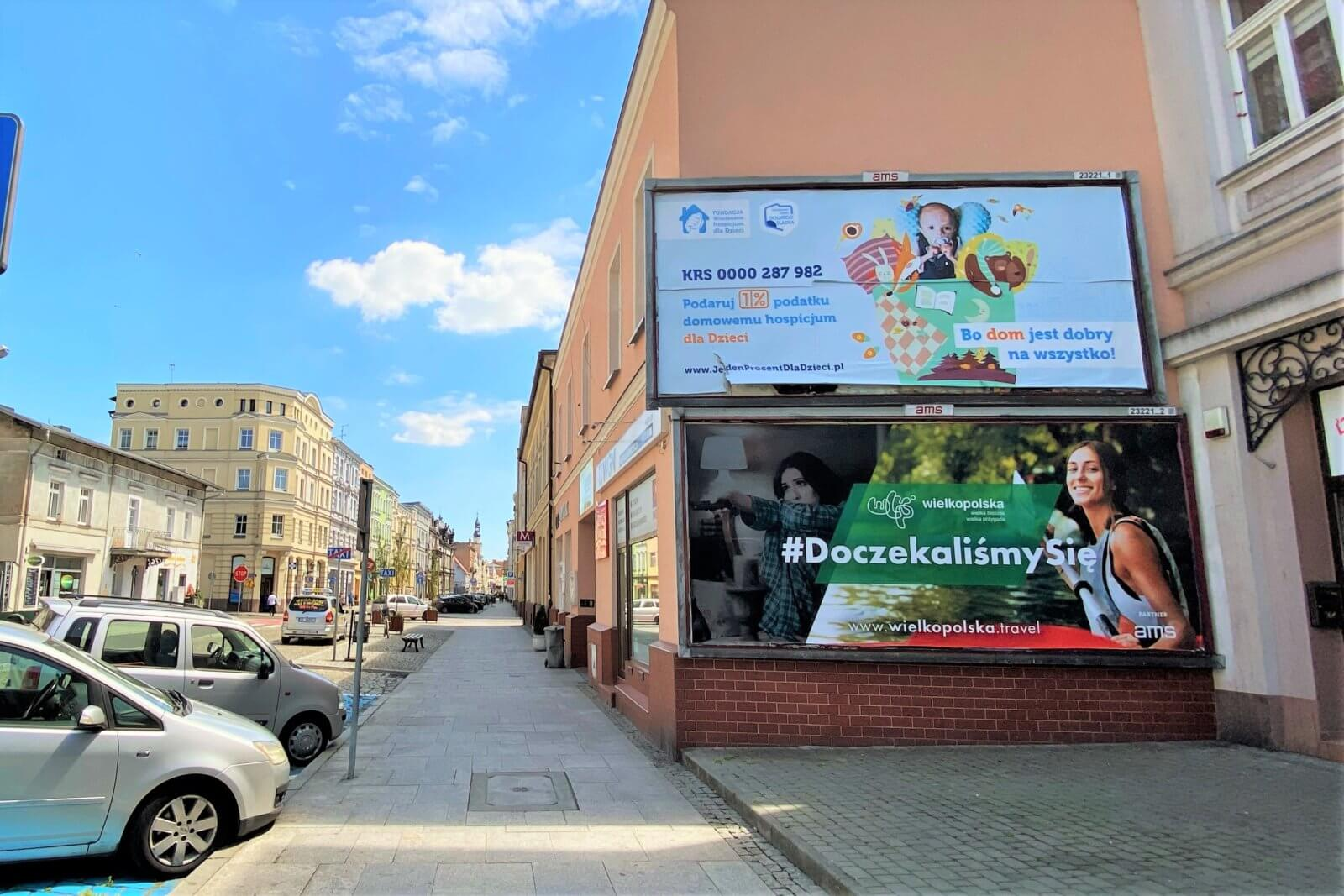 leszno billboard