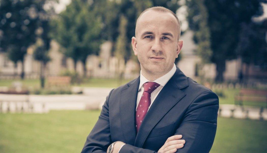 Przemysław Dębski nowym członkiem zarządu