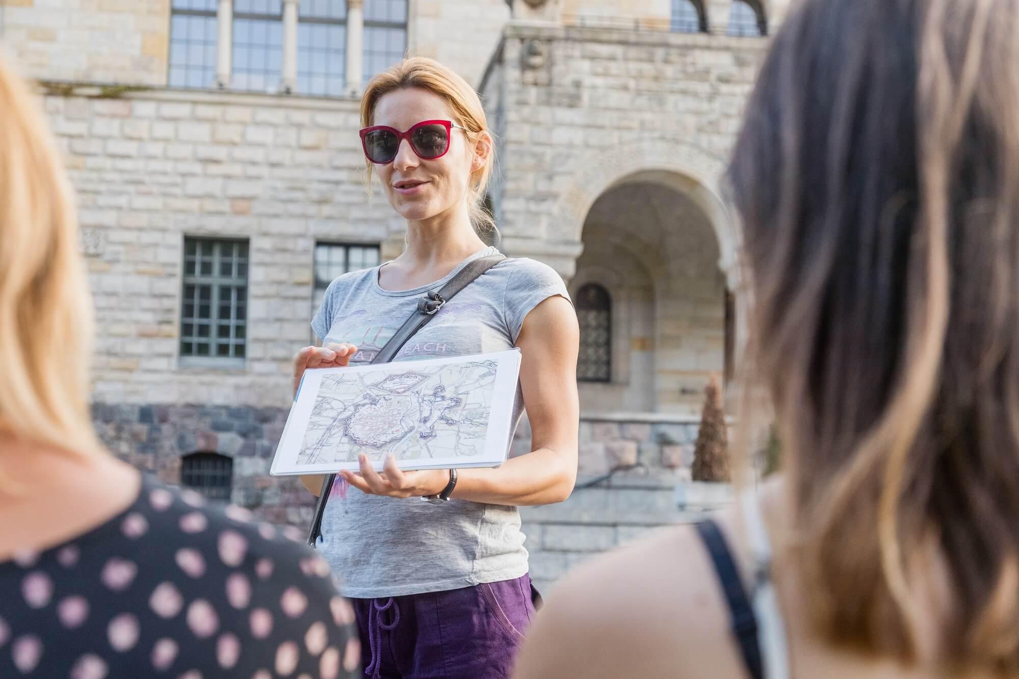 Study tour z niemieckimi dziennikarzami